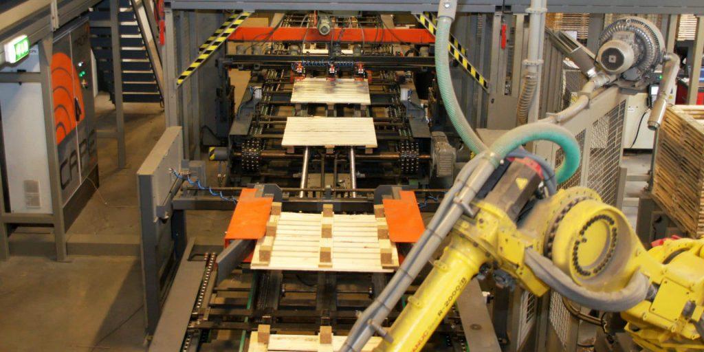 Machines Sas van Gent