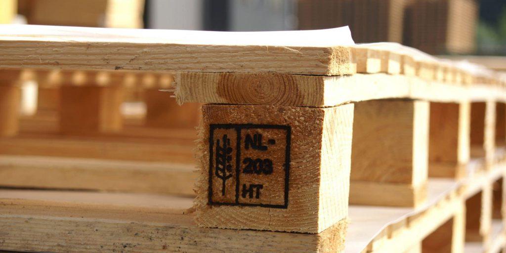 ISPM15 houten verpakkingen