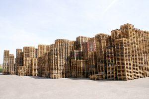 Houten pallets