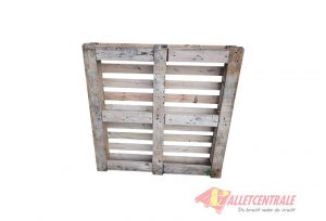 CP 9 pallet 114X114cm, reconditioned