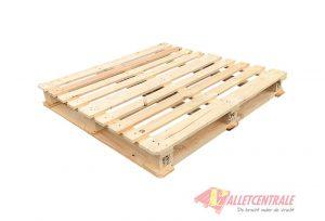 Nieuwe houten pallet