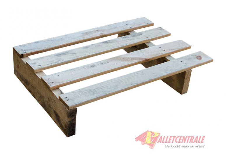 Displat pallet 40X60cm, reconditioned