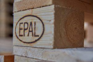 EPAL chemische pallets