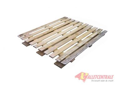 Block pallet open light weight 110X130cm, reconditioned