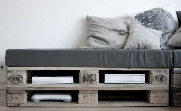 Pallet meubel
