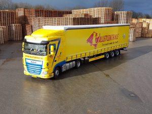 vrachtwagens combinatie