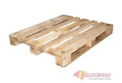 Blokpallet open zwaar 100cm x 120cm