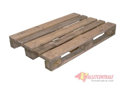 EPAL Euro pallet 80X120cm, reconditioned