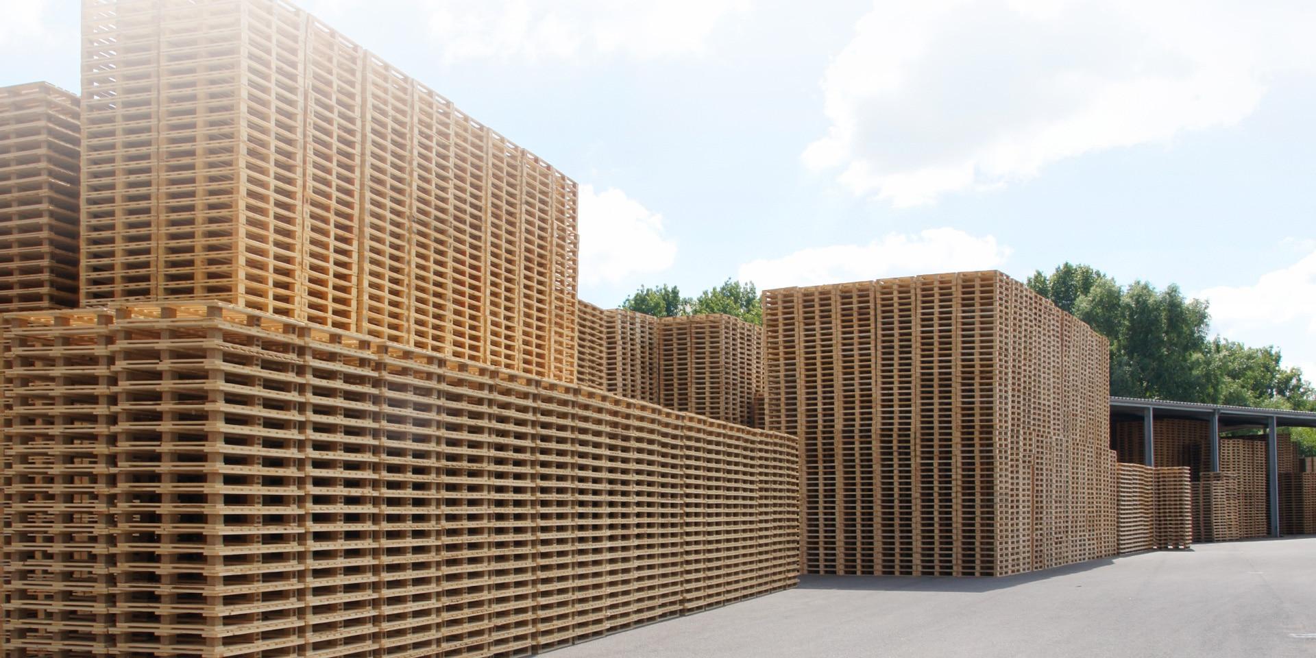 houten pallets kopen