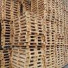 Partij blokpallet 100 x 120cm open gebruikt